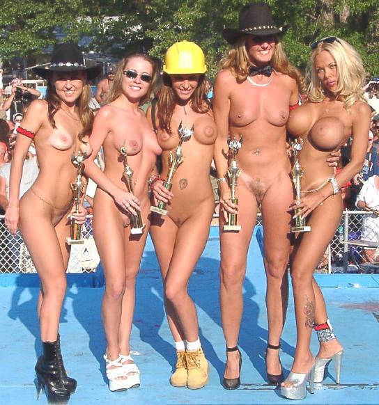 фото голые конкурсы нудистов