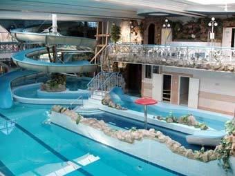 Аквапарк Лимпопо в Екатеринбурге - Спа-салон аквазоны: солярий.