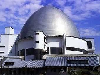 Московский планетарий откроется в 2010 году